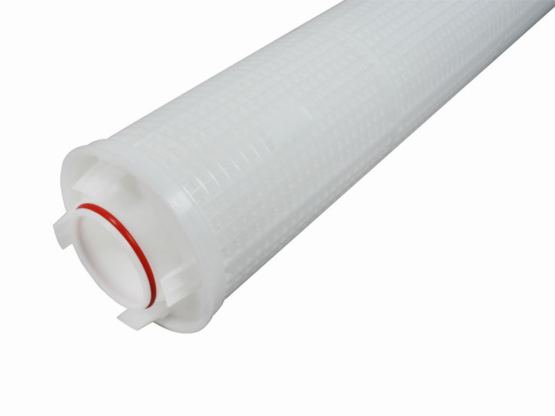 Lvyuan high flow pleated filter cartridge park for industry