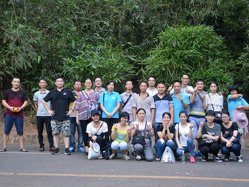 Cleaning up Activity of Zhujiang River in Guangzhou - Lvyuan Water Filtration Media Suppliers