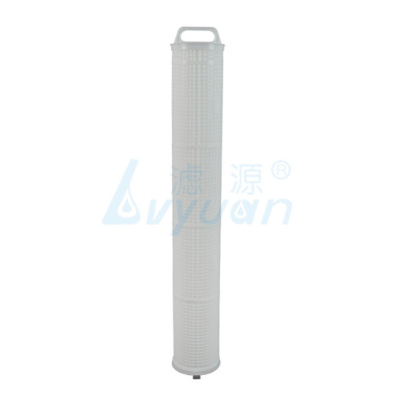 40 inch High flow water filter replacement filter cartridge