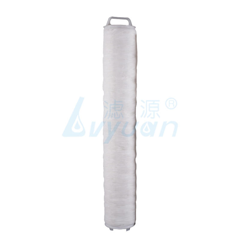20 inch Replacement high flow water pleated filter cartridge