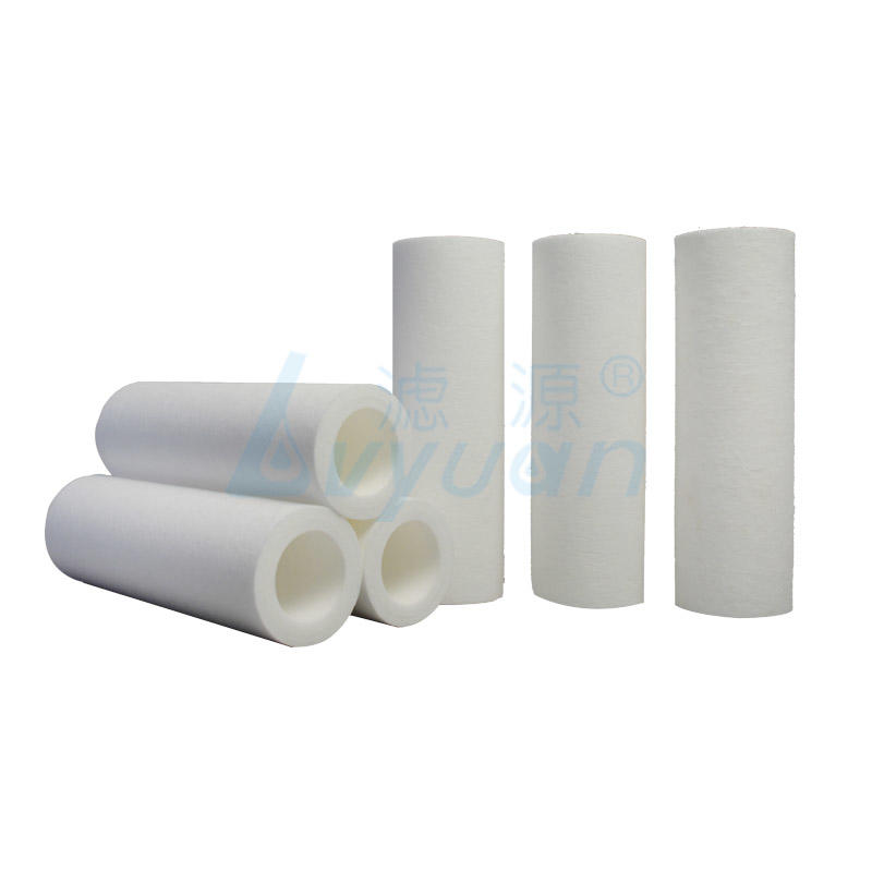 Customized Specification Polypropylene PP Melt Blown Filter Cartridge