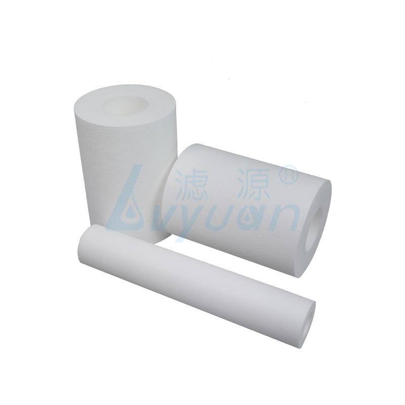 Customized Specification Polypropylene PP Melt Blown Filter Cartridge