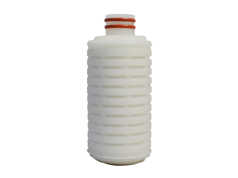 Lvyuan pleated filter with stainless steel for liquids sterile filtration-1