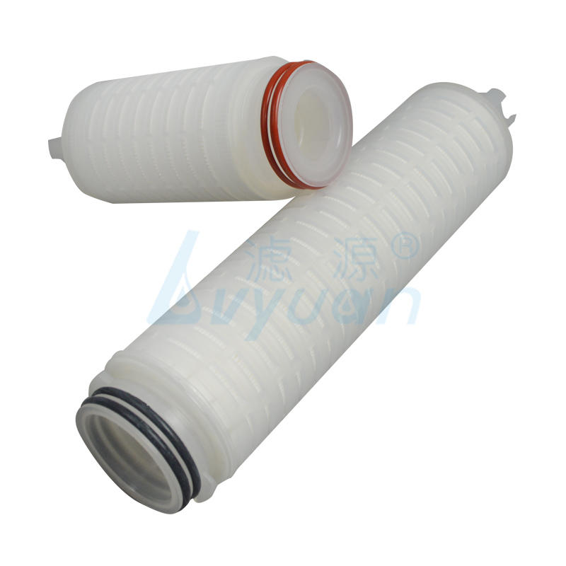 5 inch 10 inch Replacement  PP pleated water filter cartridge