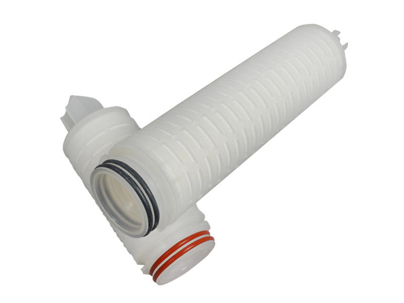 Lvyuan membrane pleated water filter cartridge replacement for sea water desalination