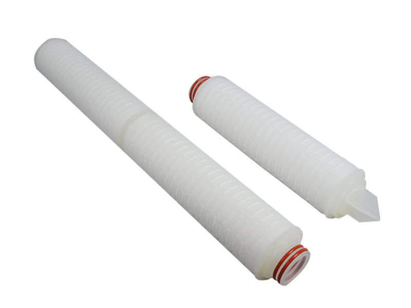 Lvyuan ptfe pleated polyester filter cartridge stainless sale