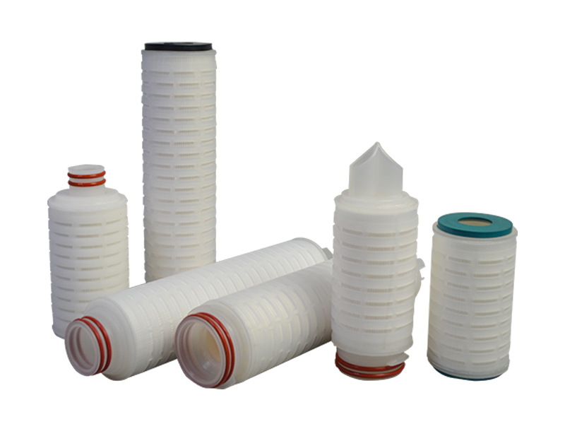 Lvyuan pleated filter element manufacturer for liquids sterile filtration-3