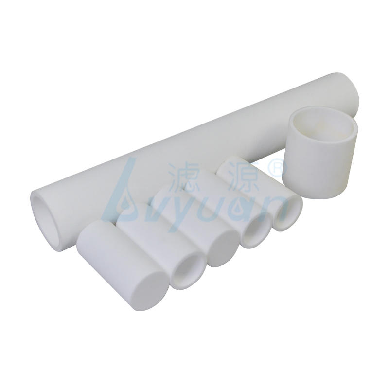 Sintered filter cartridge PE/PTFE/PA water filter for liquid filtration