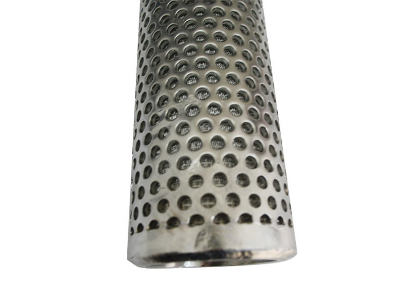 Lvyuan efficient sintered stainless steel filter elements supplier for sea water desalination