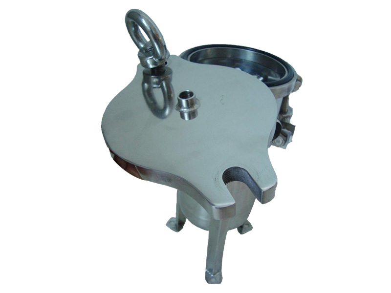 Lvyuan professional stainless steel filter housing manufacturers with core for oil fuel-2
