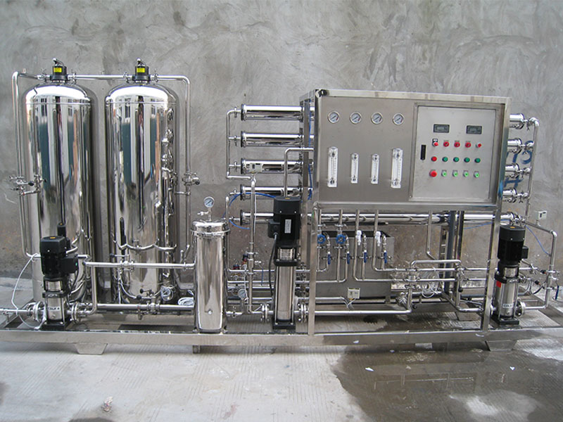 Lvyuan high end stainless steel filter housing with fin end cap for sea water desalination-6