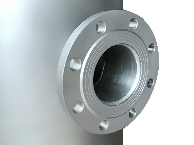 Lvyuan high end stainless steel filter housing manufacturer for sea water desalination