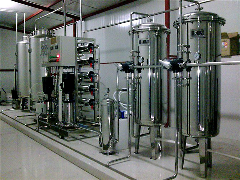 RO FILTER WATER TREATMENT