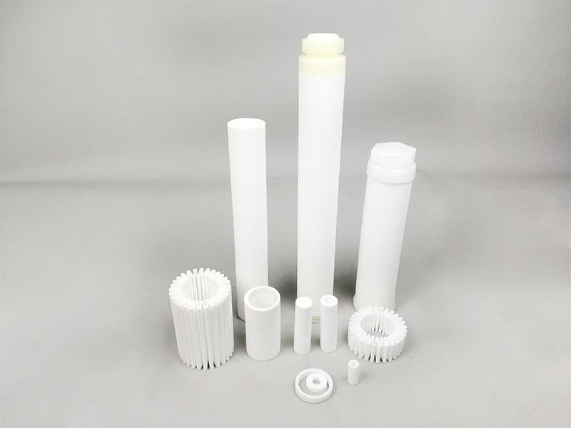 How We Make Your Sintered Porous Plastic Filters
