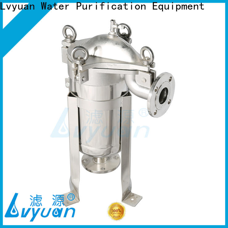 porous ss filter housing manufacturers with core for oil fuel