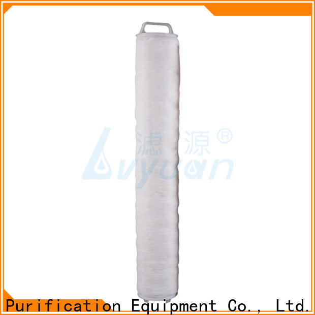 Lvyuan high flow filter cartridge supplier for industry