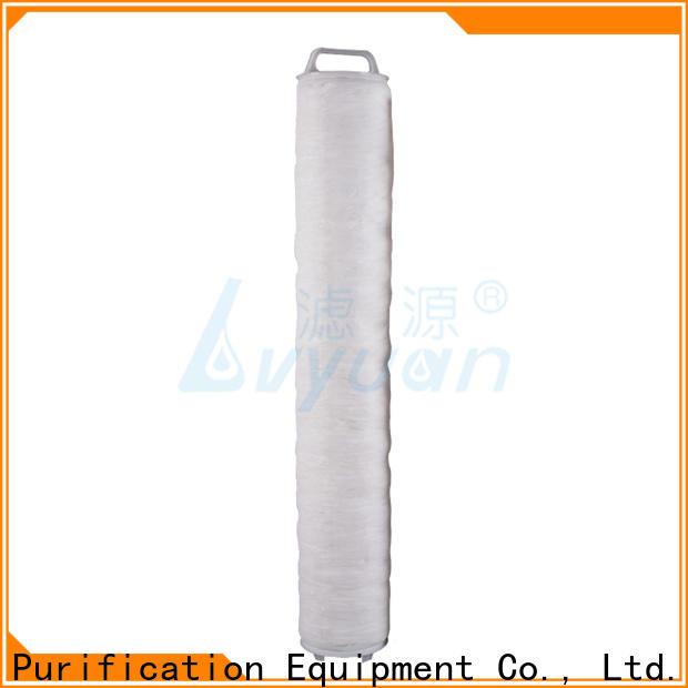 Lvyuan high flow filter cartridge supplier for industry