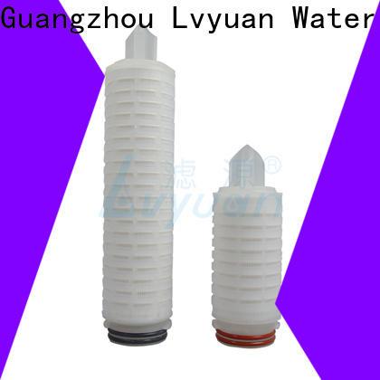 Lvyuan membrane pleated water filters manufacturer for diagnostics