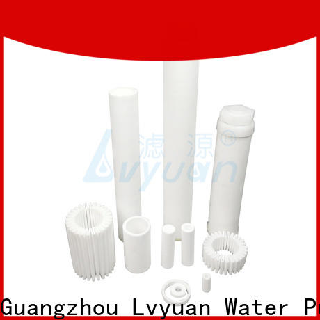 Lvyuan sintered powder metal filter manufacturer for industry