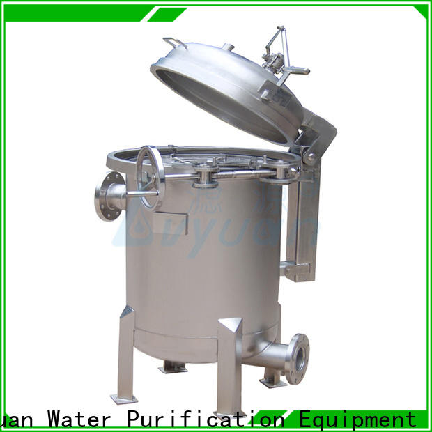 Lvyuan professional stainless filter housing with core for sea water desalination