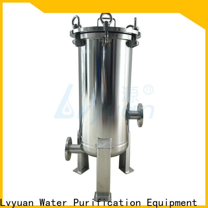 porous ss filter housing manufacturers with core for food and beverage