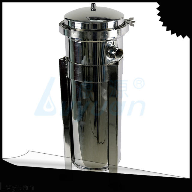 Lvyuan porous stainless steel filter housing manufacturers housing for oil fuel