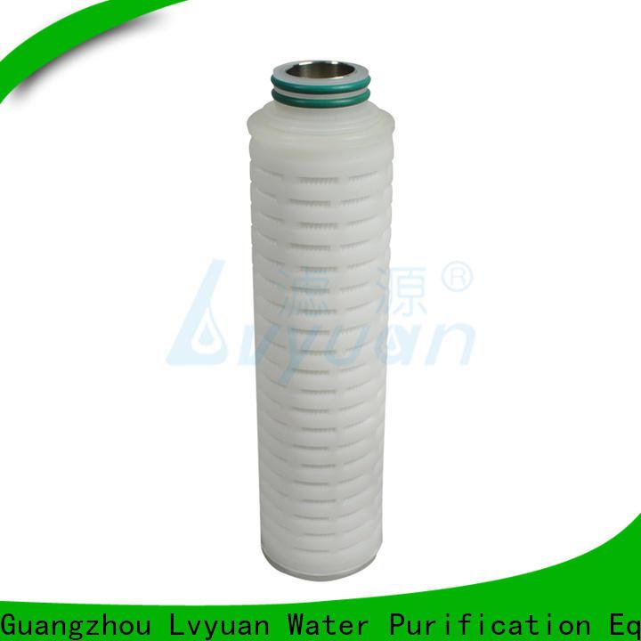 Lvyuan safe filter cartridge manufacturer for industry