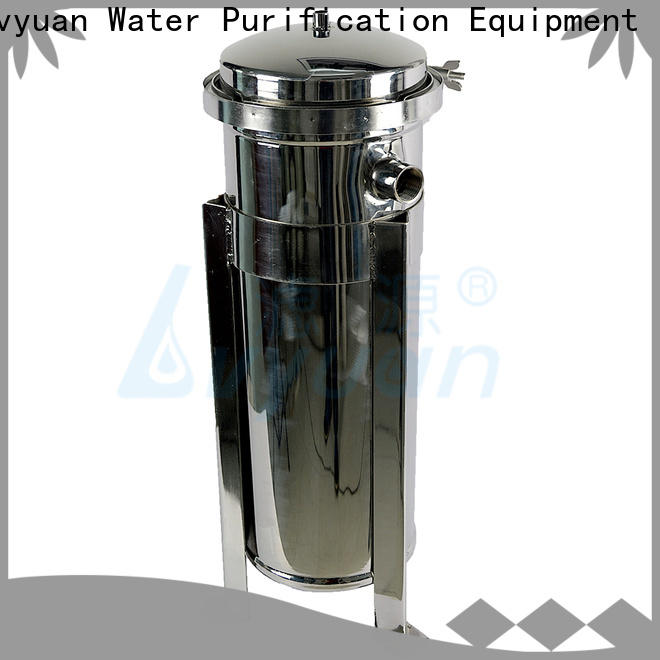 Lvyuan stainless steel filter housing rod for sea water treatment