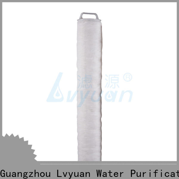 pall high flow water filter cartridge park for sea water desalination