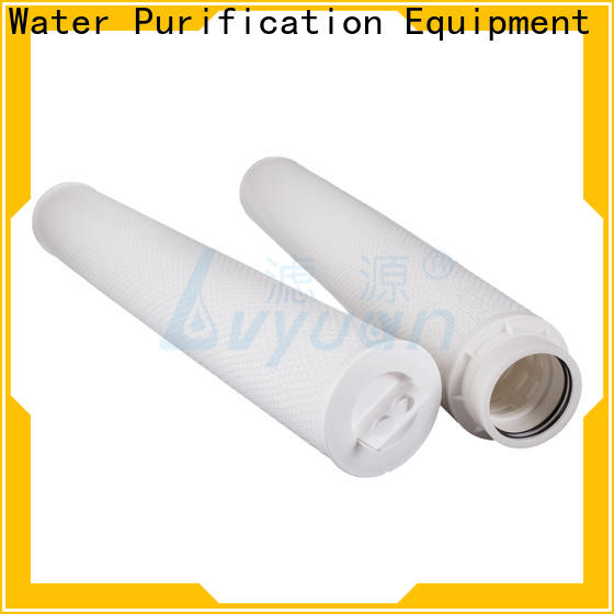 high end high flow filter cartridge park for industry