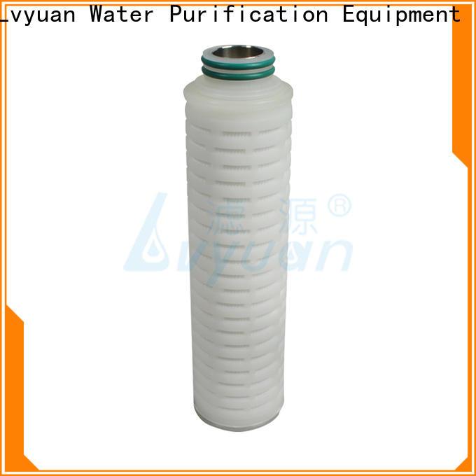 safe filter water cartridge supplier for sale