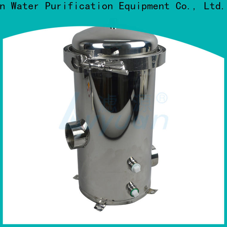Lvyuan high end ss filter housing manufacturers with core for sea water desalination