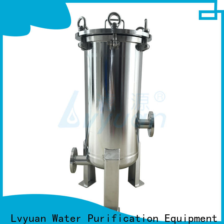 titanium stainless water filter housing housing for industry