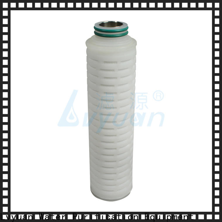 professional filter water cartridge manufacturer for sale