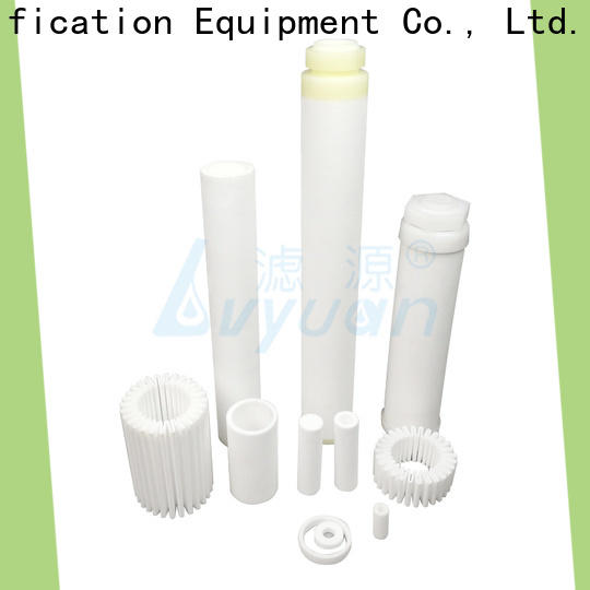 Lvyuan sintered powder metal filter rod for industry