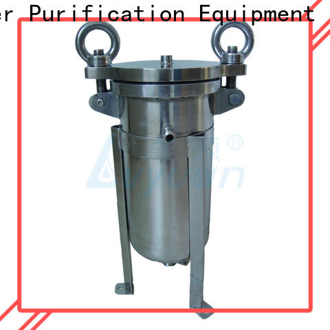 Lvyuan stainless filter housing rod for sea water desalination