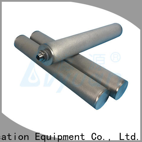 Lvyuan block sintered powder ss filter supplier for sea water desalination