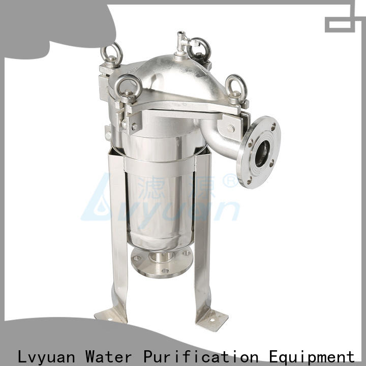 best ss bag filter housing with core for oil fuel