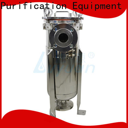 Lvyuan efficient stainless steel cartridge filter housing manufacturer for food and beverage