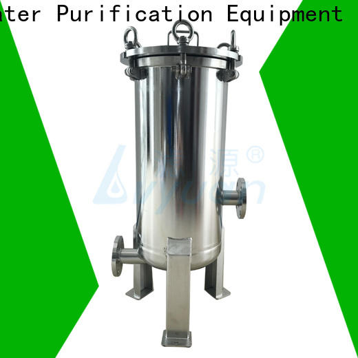 Lvyuan professional stainless filter housing rod for sea water desalination
