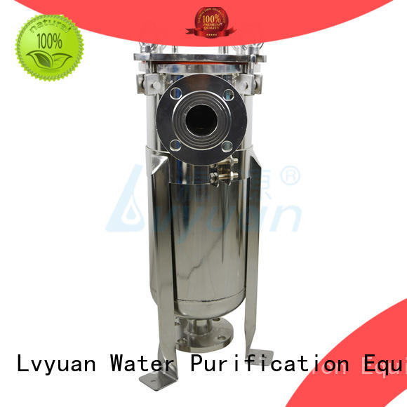 Lvyuan steel 10 inch filter housing steel sea