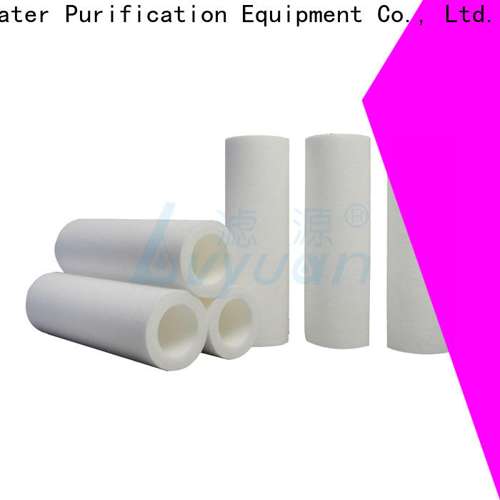 efficient melt blown filter cartridge replacement for sea water desalination