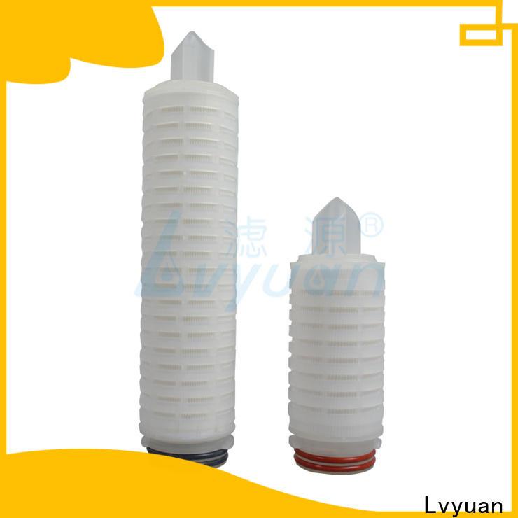 Lvyuan membrane pleated filter cartridge replacement for diagnostics