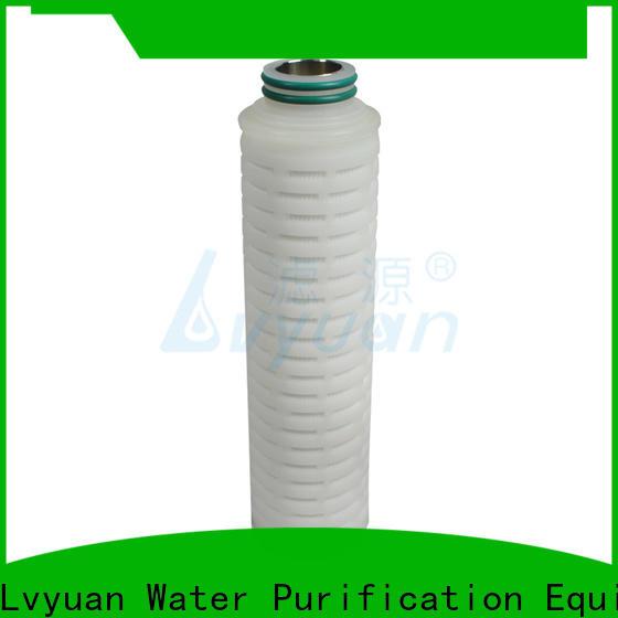 professional filter cartridge manufacturer for sea water desalination