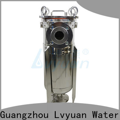 Lvyuan porous ss filter housing rod for industry
