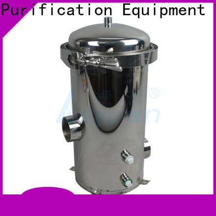Lvyuan ss cartridge filter housing rod for oil fuel