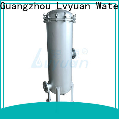 Lvyuan ss filter housing rod for industry