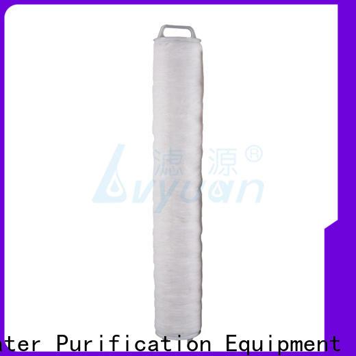 Lvyuan high flow water filter manufacturer for sea water desalination