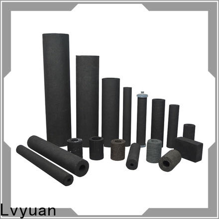professional sintered metal filter rod for food and beverage