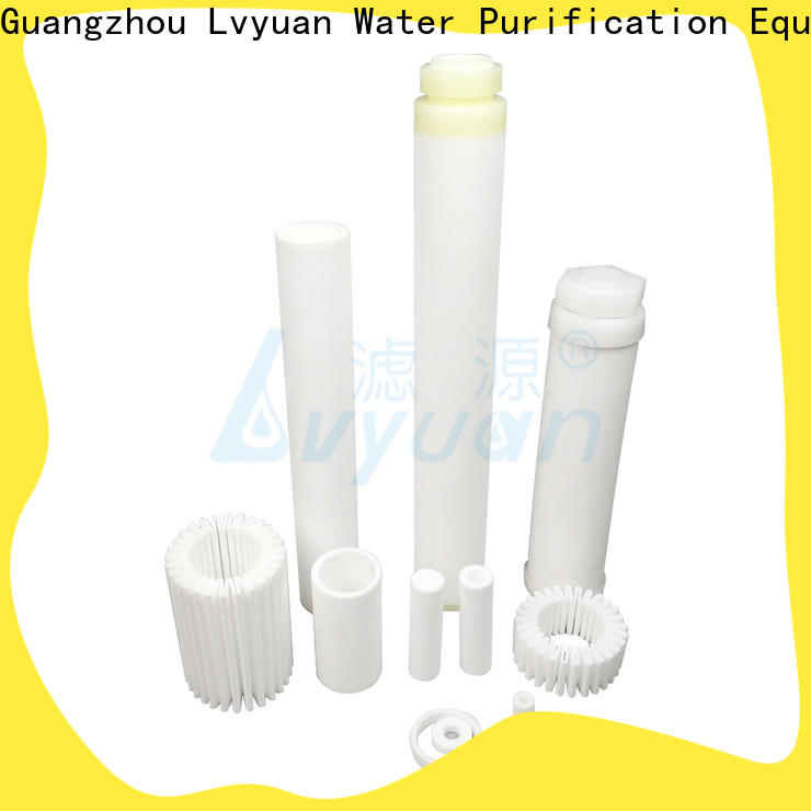 Lvyuan sintered filter suppliers supplier for industry